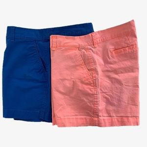 """Bundle of 2 Pairs of Old Navy 5"""" Everyday Short"""